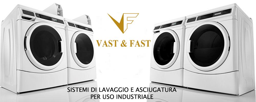 Macchine per lavanderie industriali e domestiche